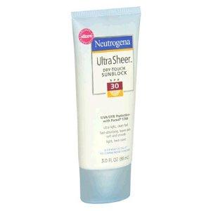 Neutrogena 轻透防晒乳