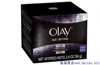Amazon: Olay护肤品