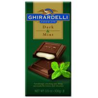 Ghirardelli 吉尔德利大排薄荷黑巧克力
